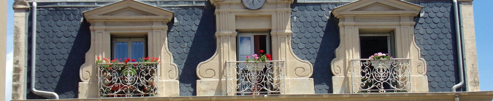 Maison de maître à Béziers